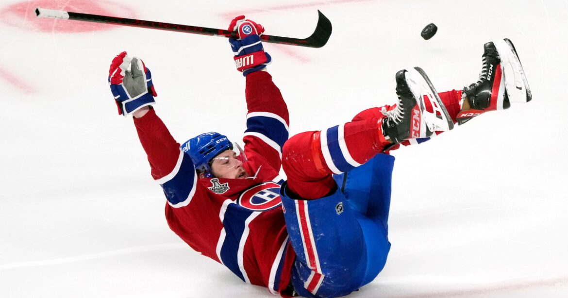Canadiens score in overtime to force Game 5 vs. Lightning in Stanley Cup Final