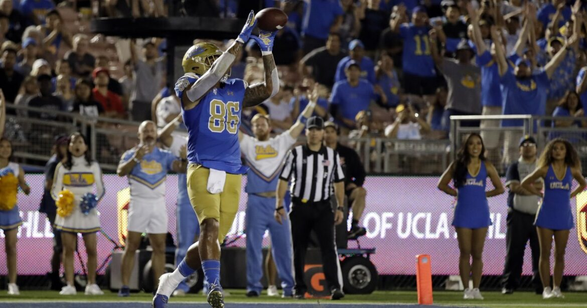 Cheers! Alcohol sales to resume for UCLA football games at the Rose Bowl