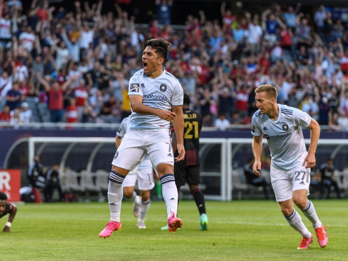 For many reasons, Fire need more wins like Saturday's 3-0 victory over Atlanta