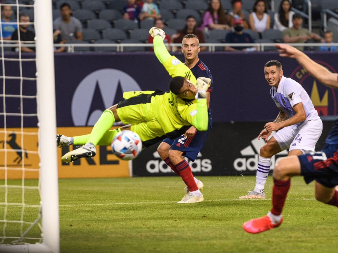 Fire end homestand with 3-1 win over Orlando City