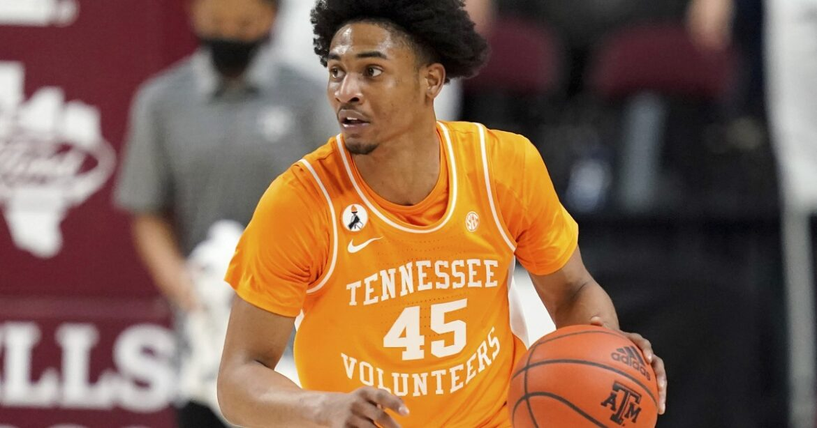 Clippers select Tennessee wing Keon Johnson in first round of NBA draft