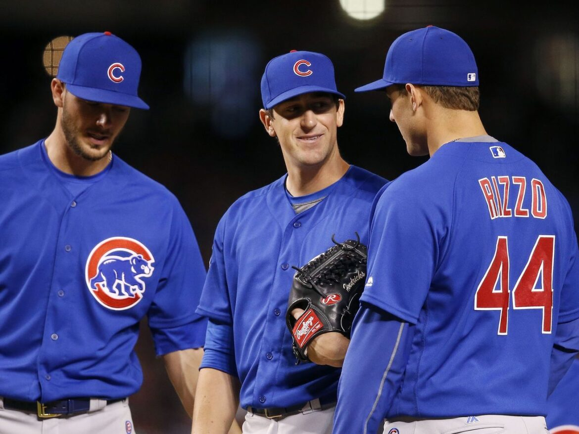 Cubs' core enter 'different time' as run together likely coming to a close