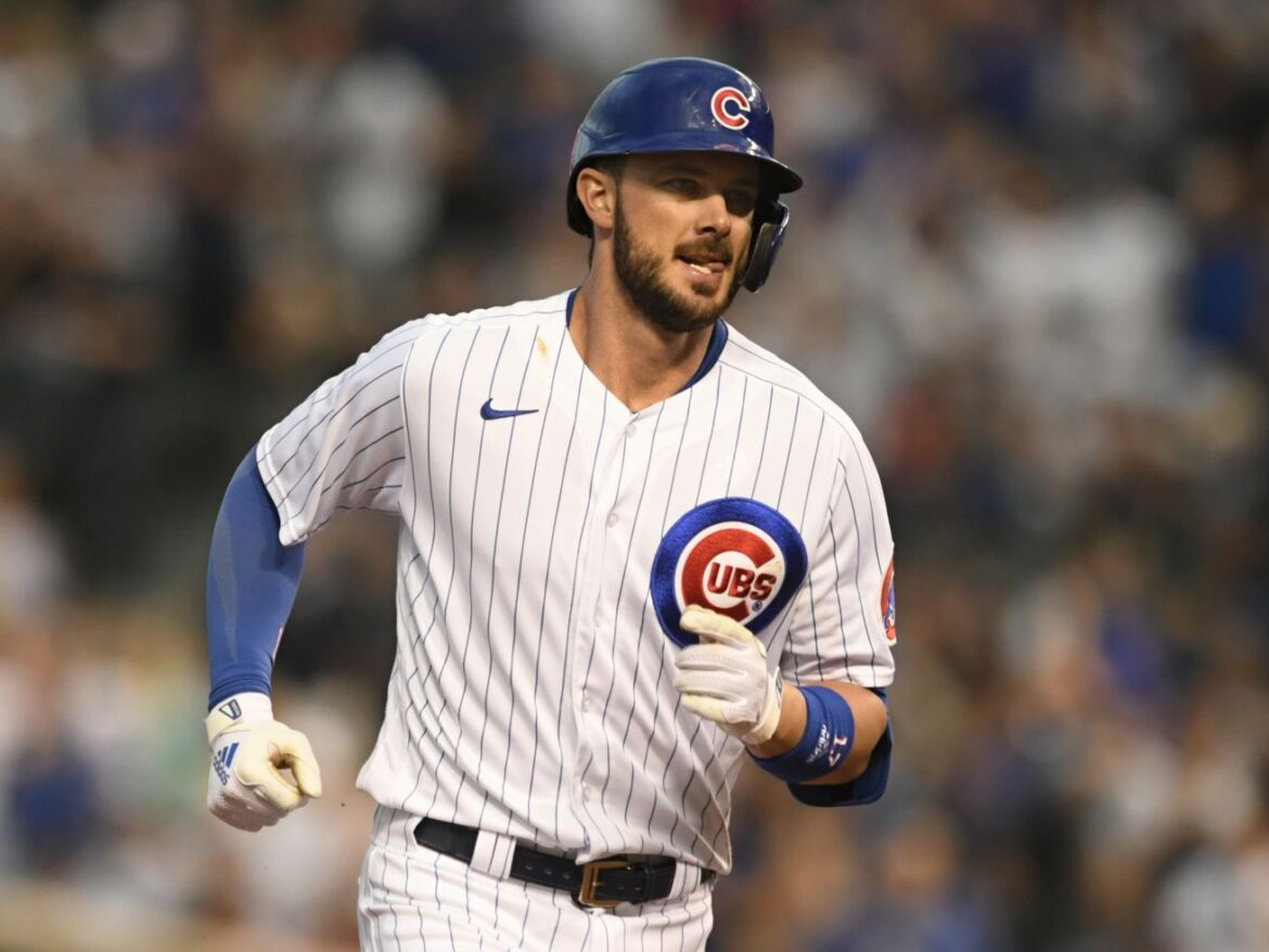 Cubs trade Kris Bryant to the Giants: report