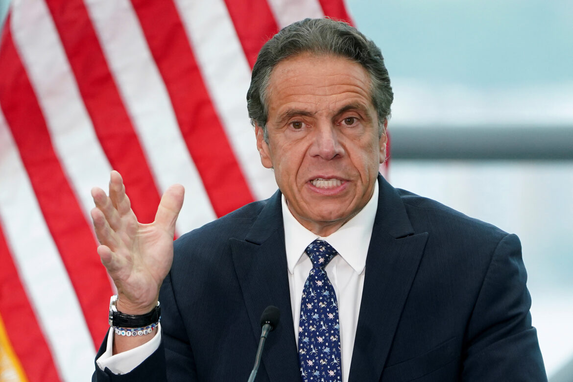 Cuomo, who once said New York will boycott those who boycott Israel, called out for silence on Ben & Jerry's