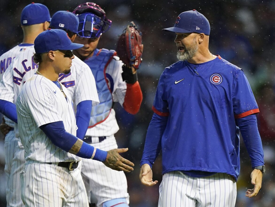 David Ross says trade speculation has affected Cubs' performance