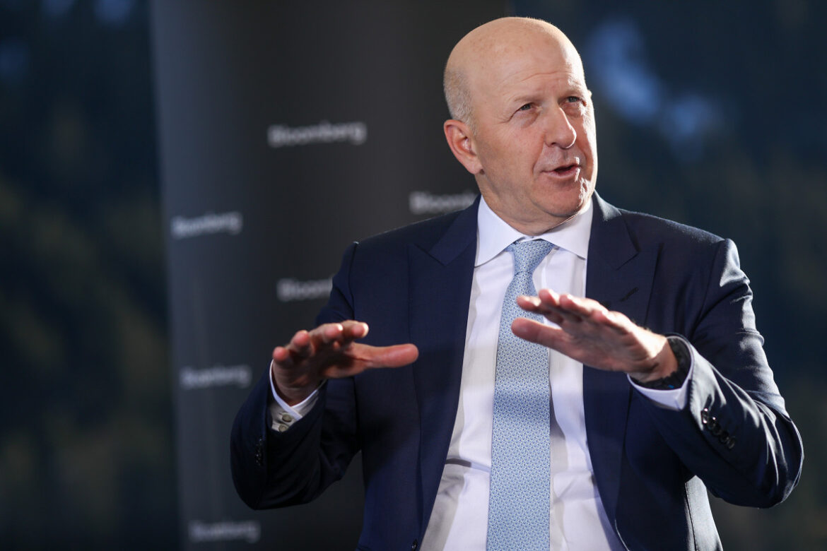 Another senior Goldman Sachs executive is leaving — and colleagues are vexed
