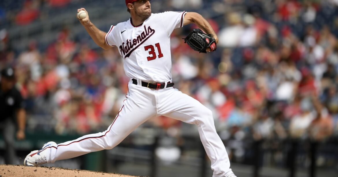 Dodgers 'very close' to acquiring Max Scherzer and Trea Turner from Nationals
