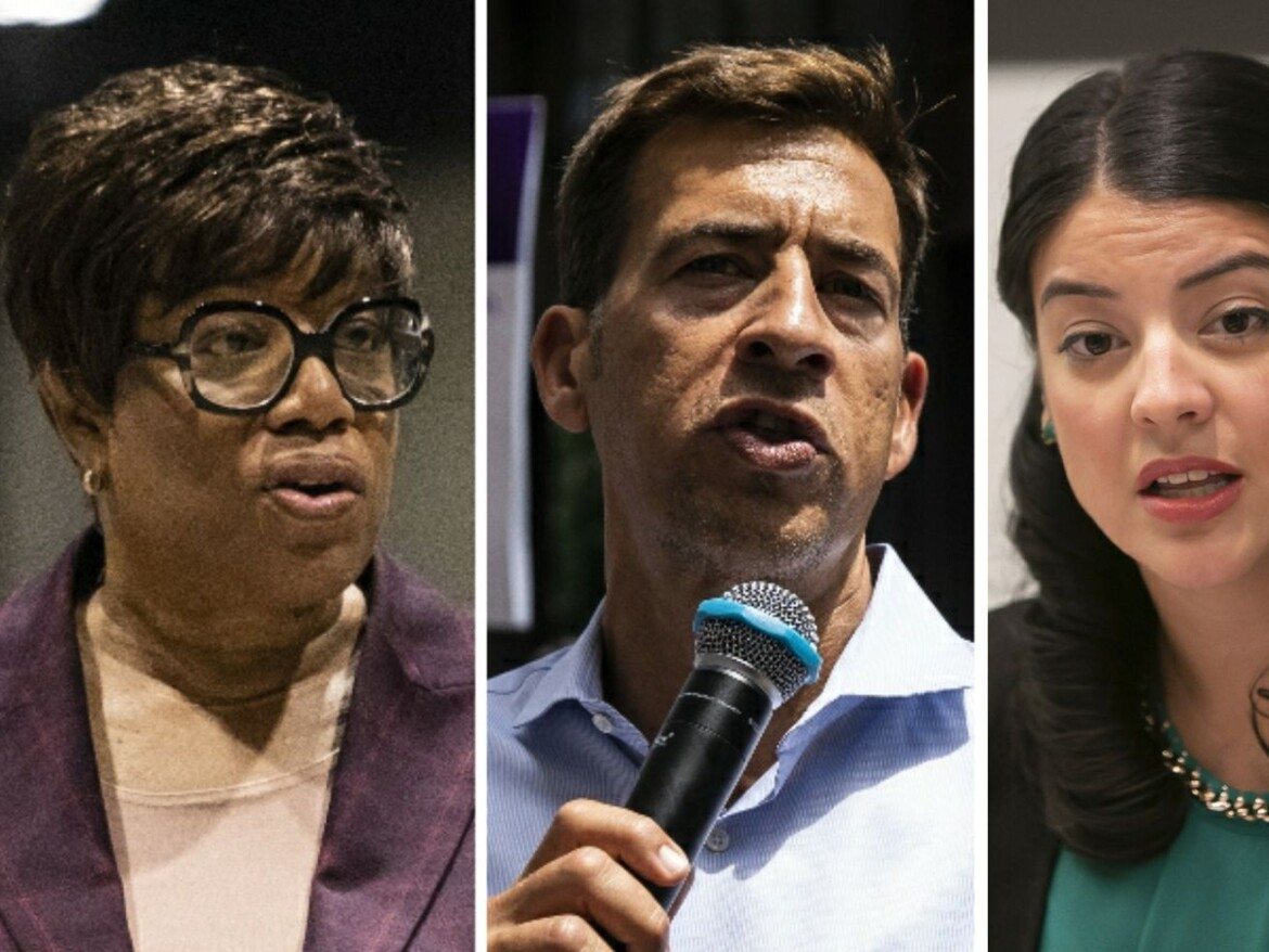 Giannoulias reports campaign war chest nearly three times the size of other three secretary of state hopefuls combined