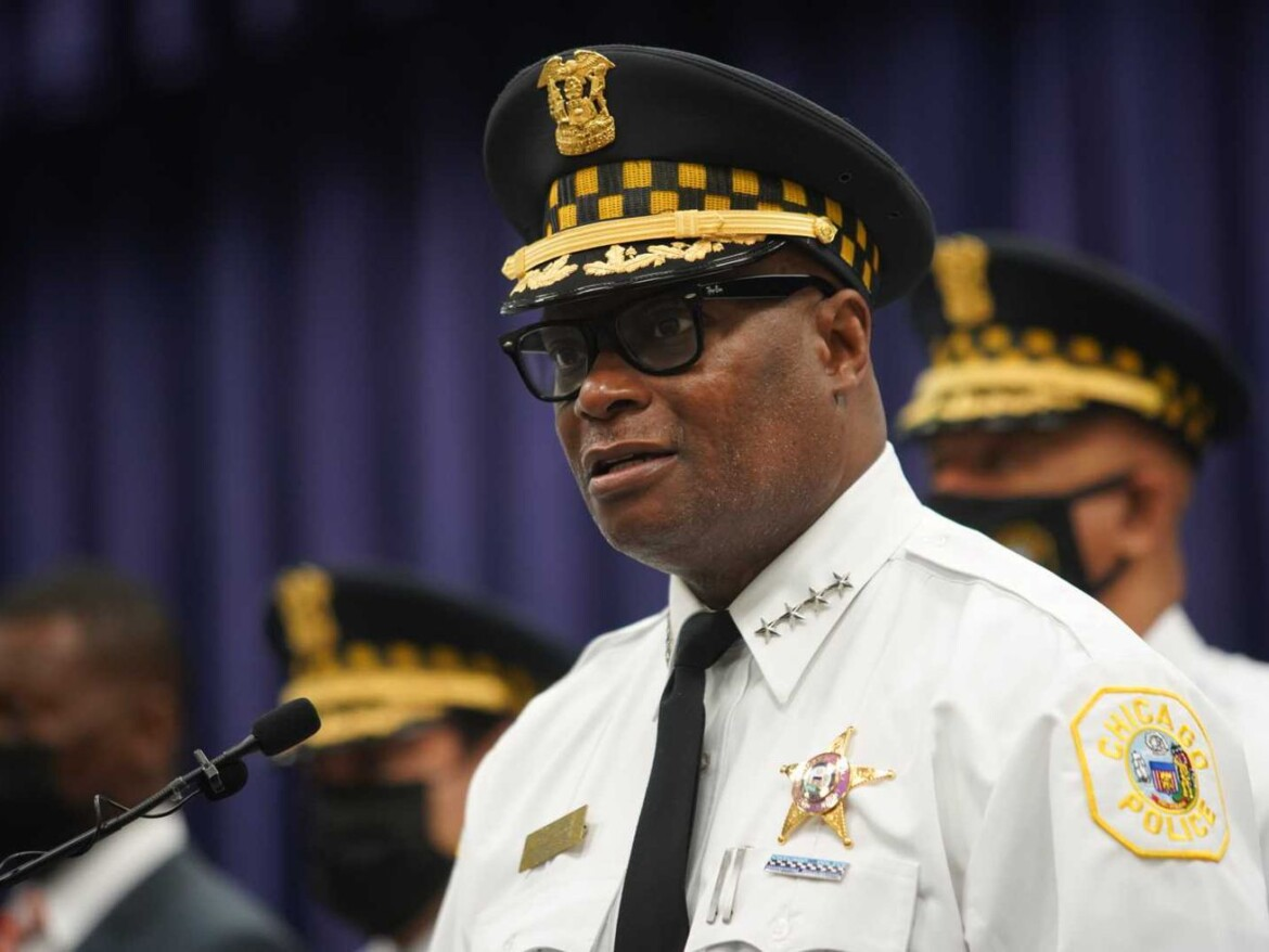 Top cop renews call for courts to keep those accused of violence behind bars longer