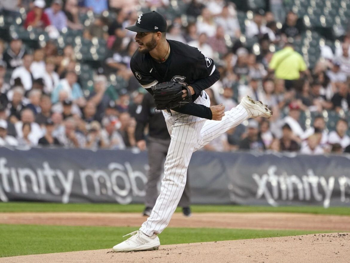 Dylan Cease pleased with progress: 'I'm hard on myself, but the strides I've made are big'
