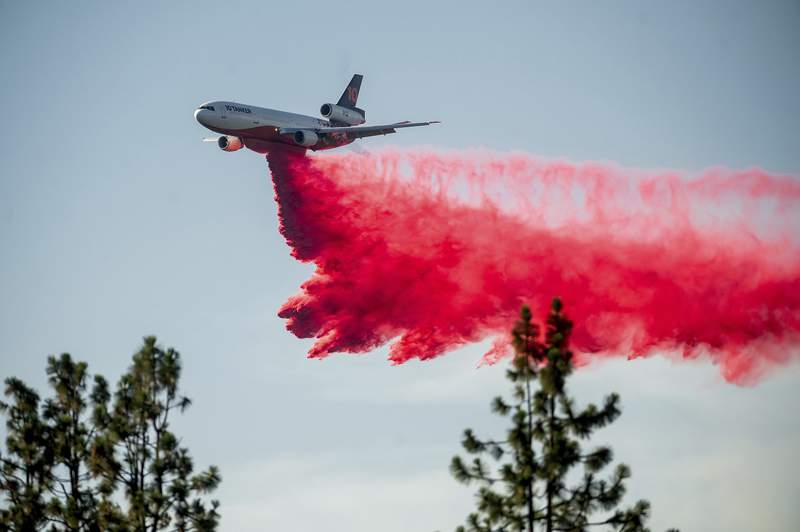 'Scary': Fuel shortage could ground firefighting aircraft