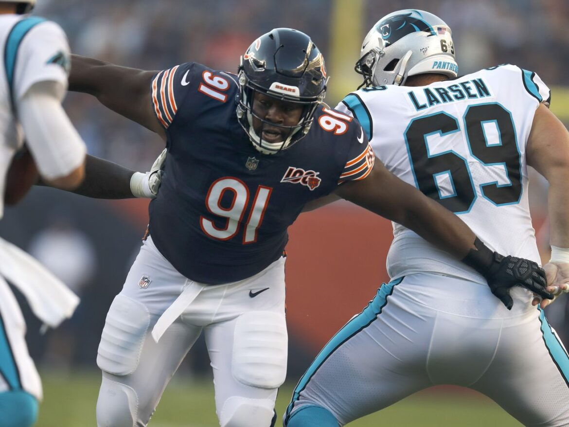 Eddie Goldman eager to make up for lost time