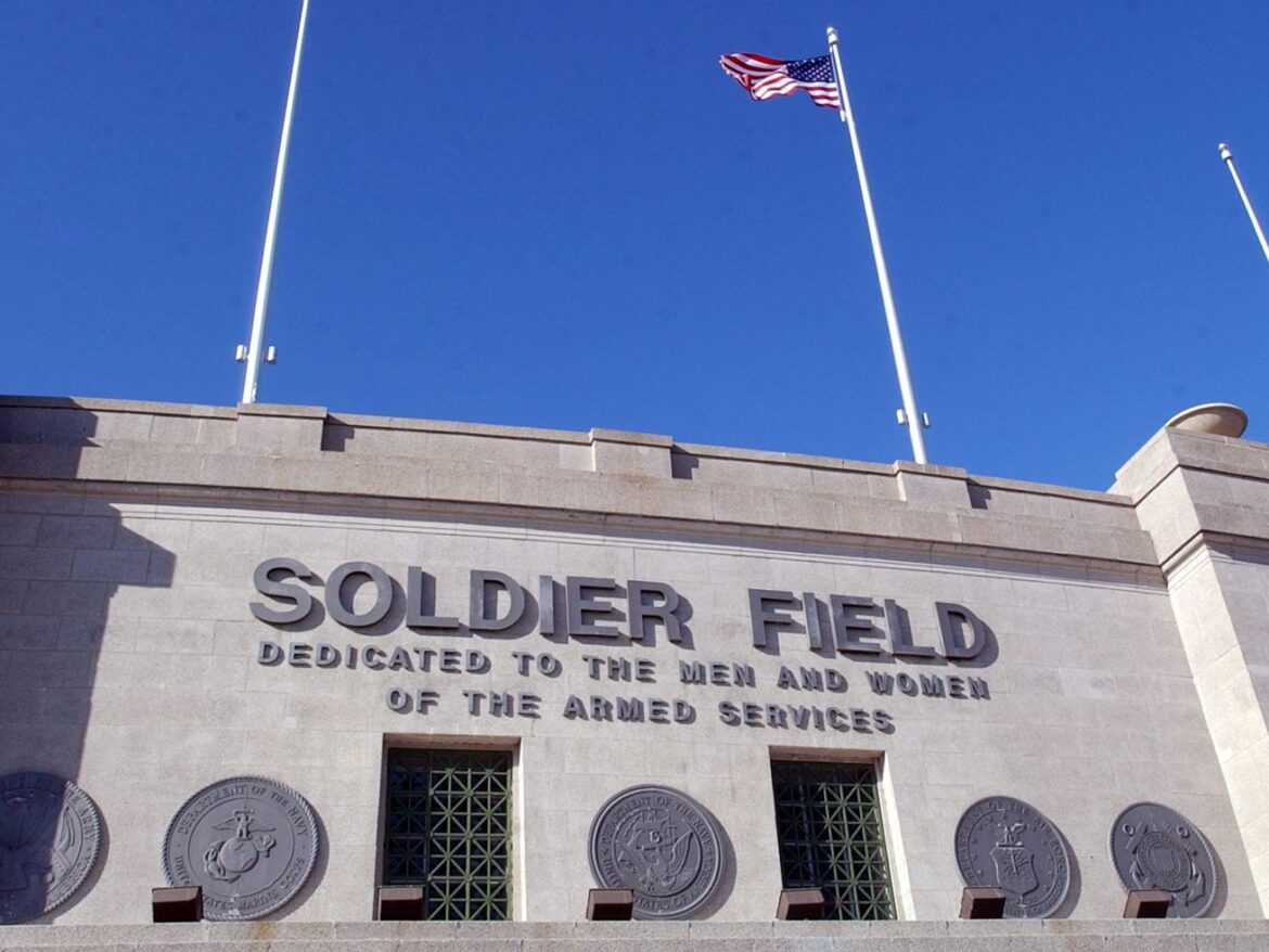 Fire 'committed' to Soldier Field, looking to make it work at lakefront venue