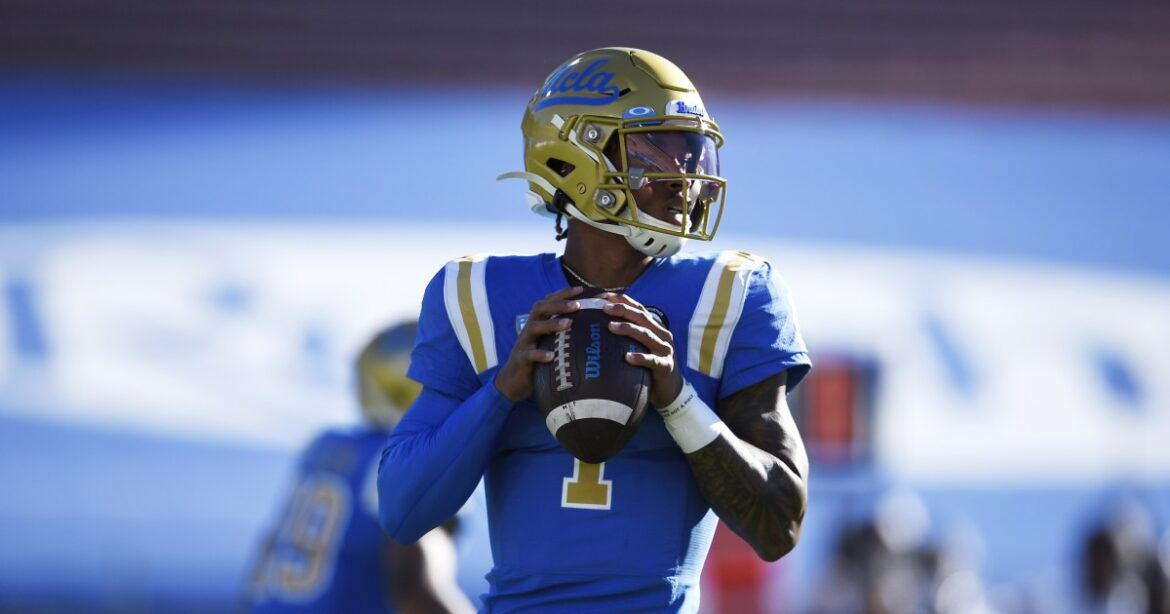 For Dorian Thompson-Robinson, returning to UCLA was a chance to feast on success