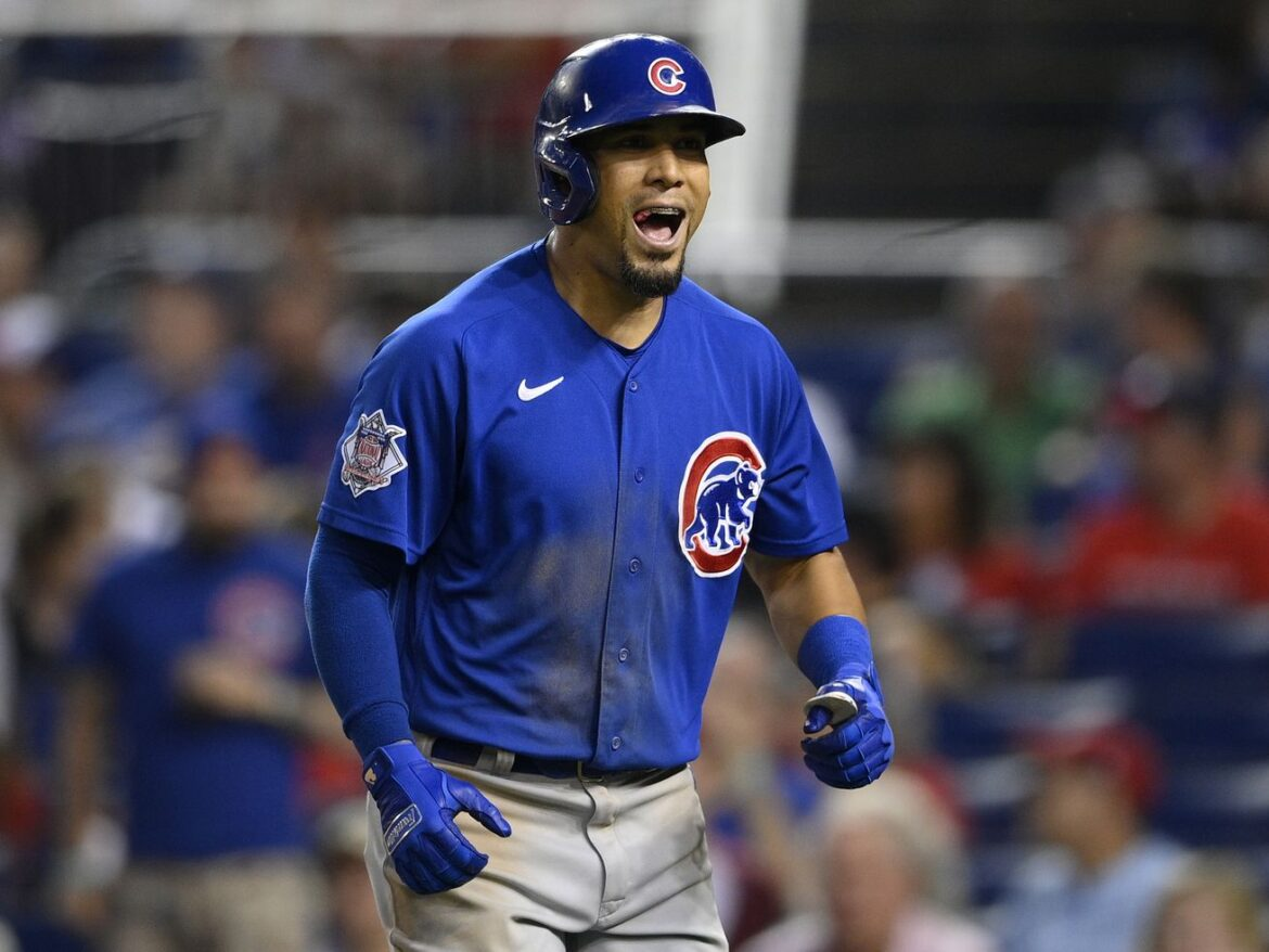 Four-run fourth inning lifts Kyle Hendricks in Cubs' win over the Nationals