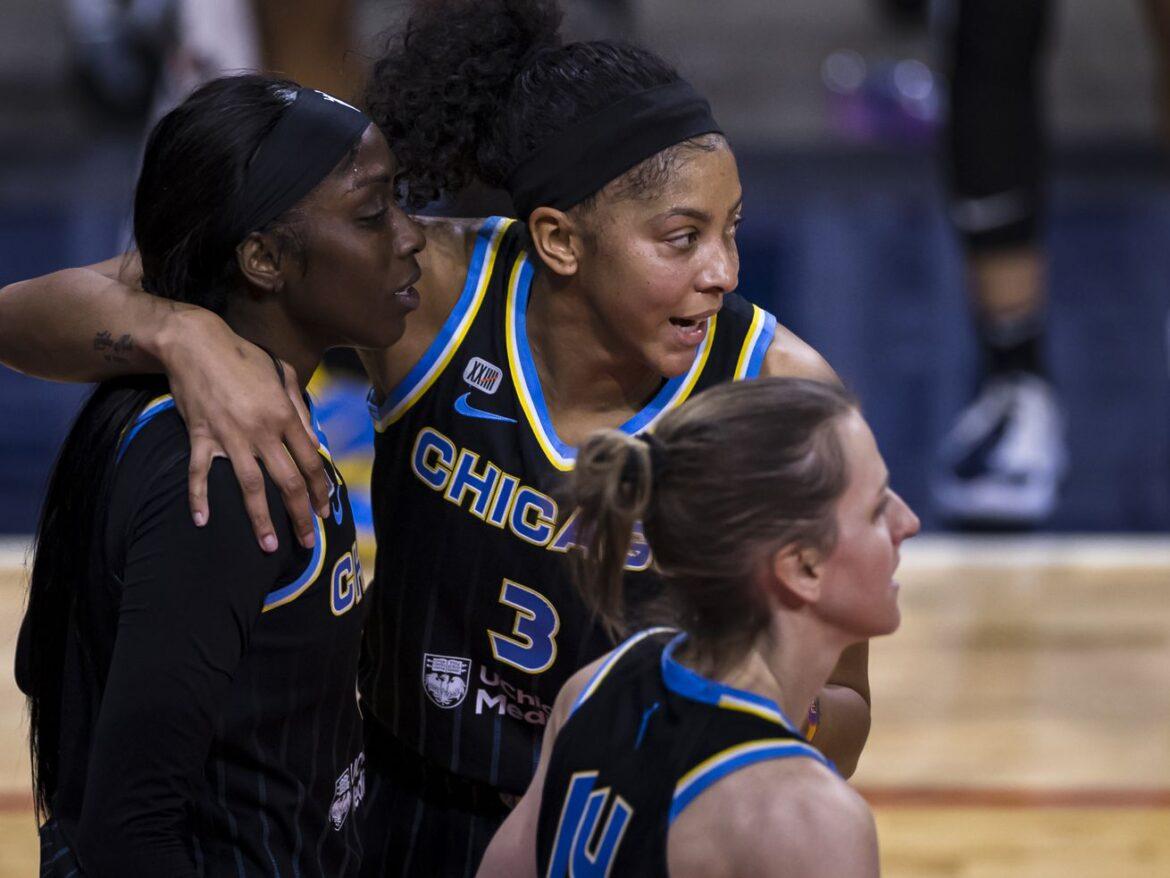 Four things we learned about the Sky in first half of the WNBA season