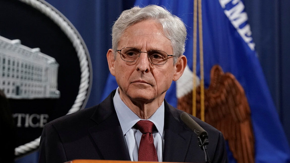 AG Garland violates pledge to remain nonpolitical in fiery statement blasting state's election laws
