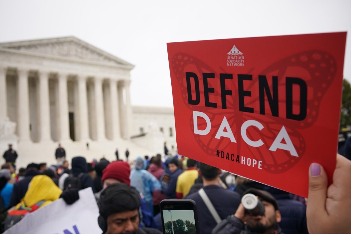 Federal Judge Blocks New DACA Applications for 'Dreamers' Who Came to U.S. as Kids
