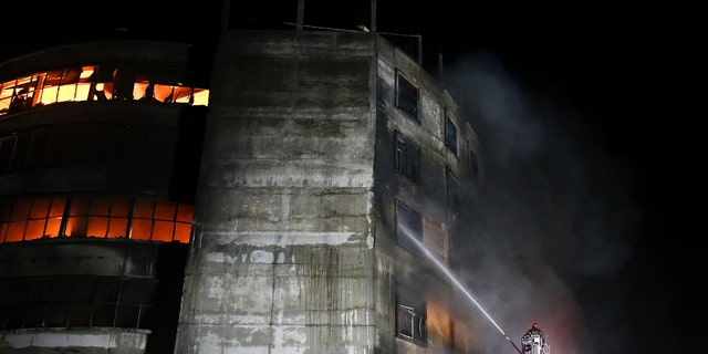 Fire in food factory in Bangladesh kills at least 49 people