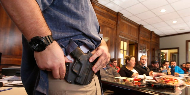 26 GOP AGs file brief in support of Second Amendment, concealed carry laws at Supreme Court