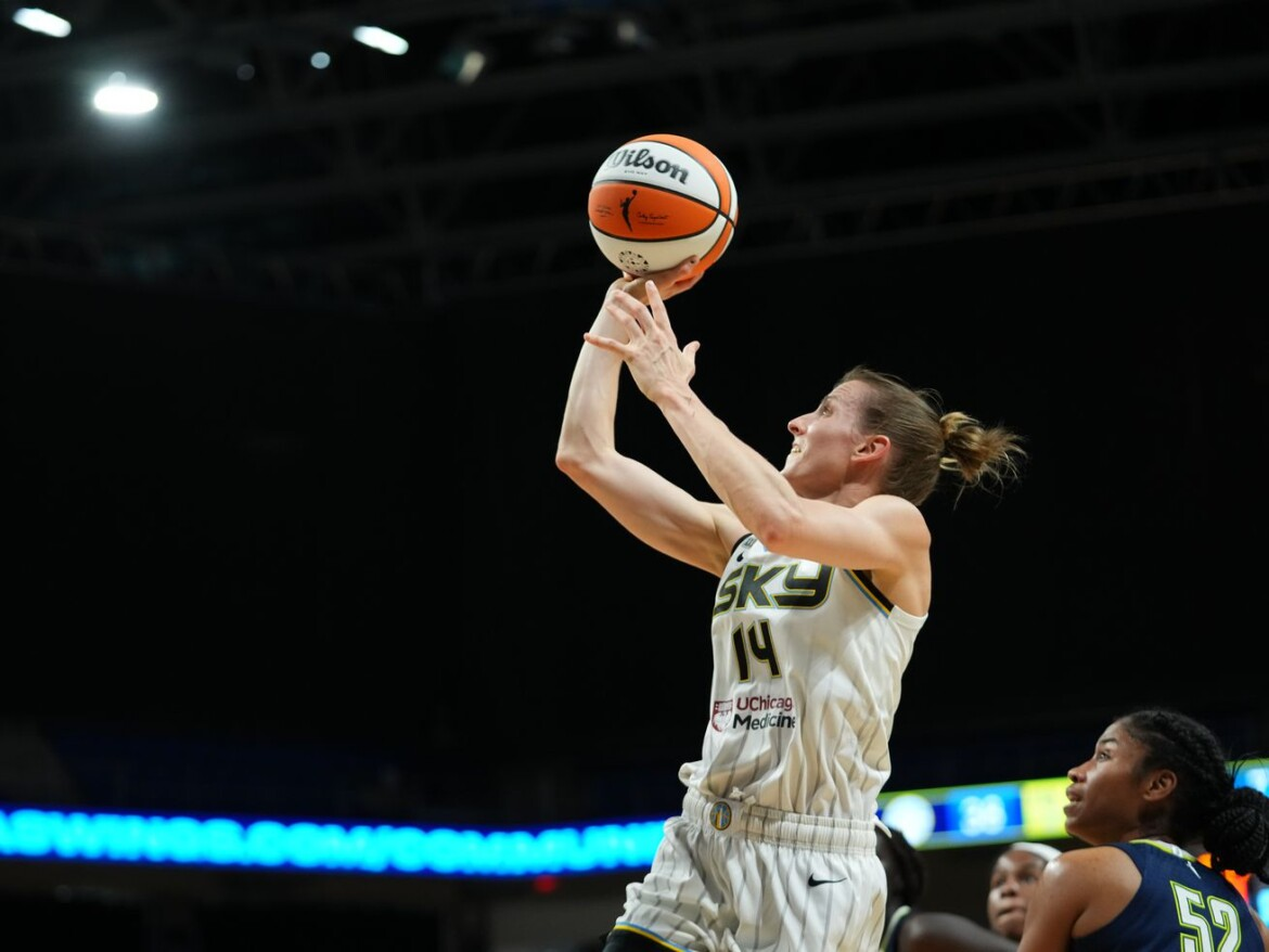 Allie Quigley to participate in WNBA All-Star three-point contest
