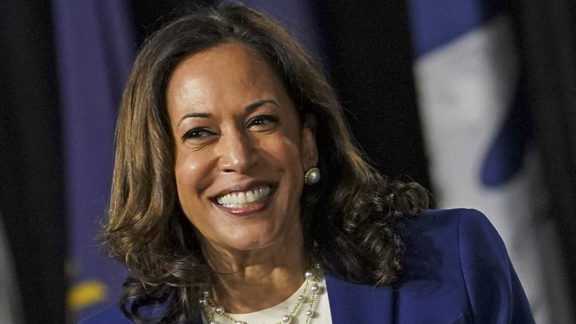Kamala Harris throws party for staffers amid toxic work environment flap