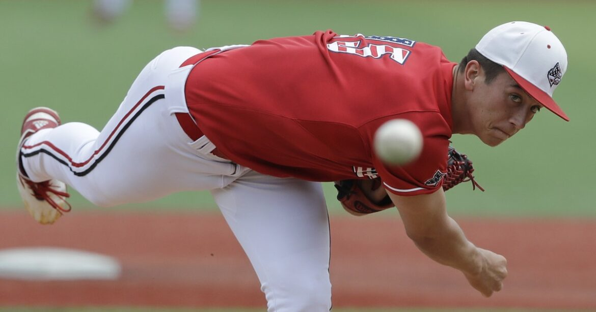 Here are some of the top prospects the Dodgers could offer in a Max Scherzer trade