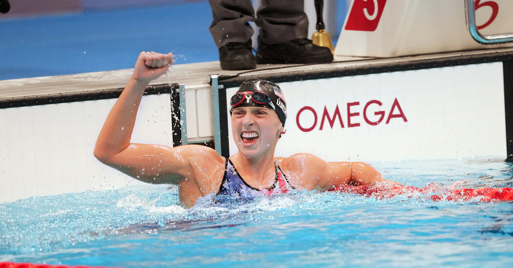 Here's What Happened on Wednesday at the Tokyo Games.