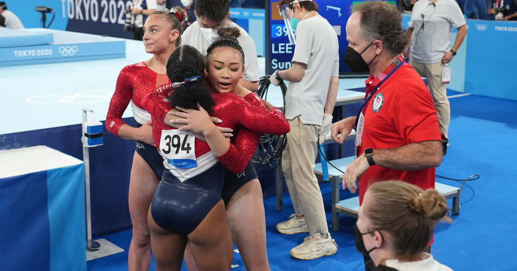 Here's Who's Left for Team USA Women's Gymnastics After Simone Biles' Exit