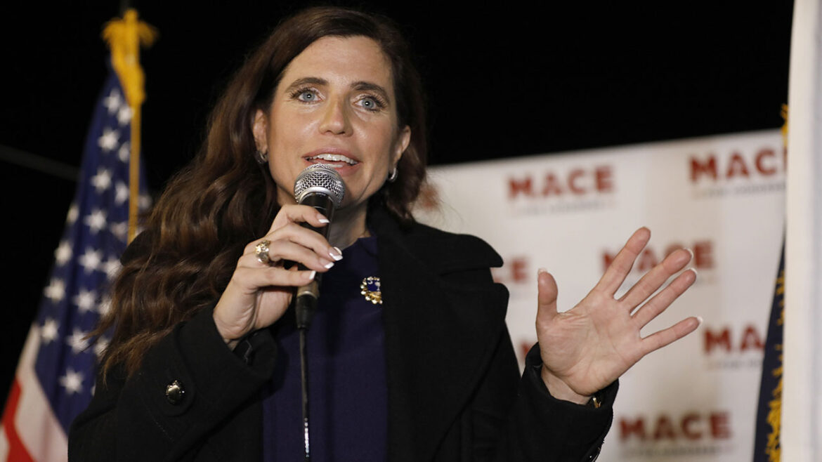 House GOP reelection chair spotlights surge in female Republican recruits