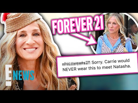 Carrie Bradshaw Wears Forever 21 & Fans Have Thoughts! | E! News