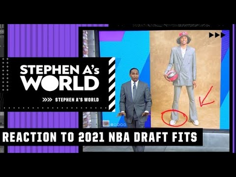 Stephen A. breaks down fits from the 2021 NBA Draft | Stephen A's World