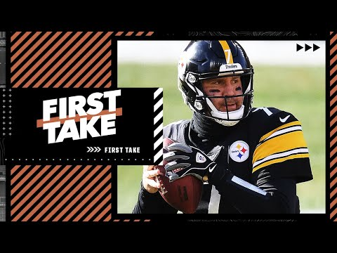 Are the Pittsburgh Steelers a playoff team?   First Take