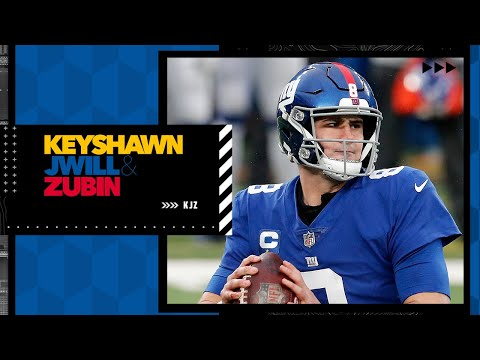 'If Daniel Jones takes care of the ball, the Giants could win the NFC East' – Marcus Spears | KJZ