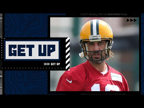 Domonique Foxworth believes Aaron Rodgers will not be the Packers QB in 2022 | Get Up