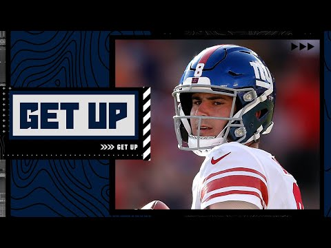 How the Giants' free agency moves could impact Daniel Jones this season   Get Up