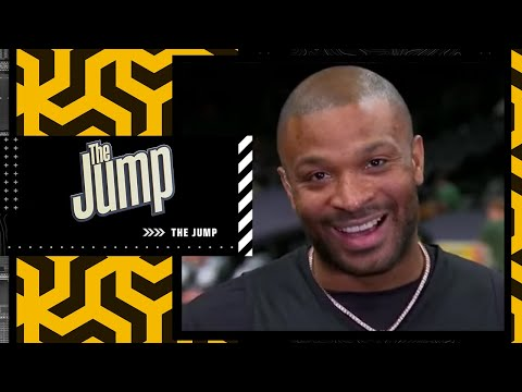 P.J. Tucker on why the Milwaukee Bucks have been such a good fit for him 🦌| The Jump