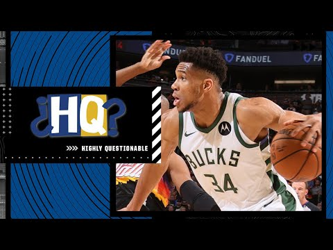 Breaking down Giannis' performance in Game 1 of the 2021 NBA Finals | HQ