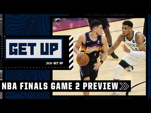 How Giannis and the Bucks can even the series in Game 2   Get Up