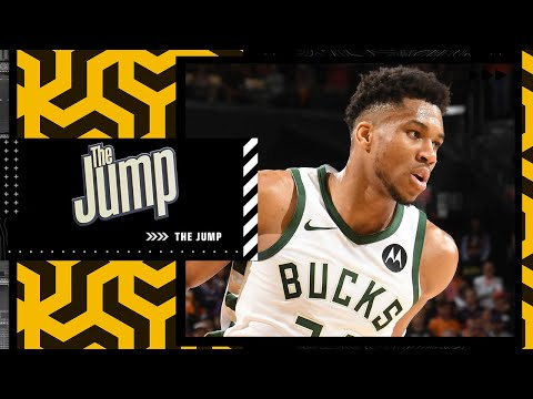 What adjustments do the Bucks need to make in Game 2 of the #NBAFinals?   The Jump