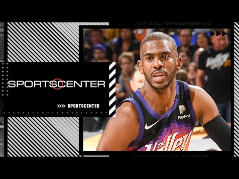 'Chris Paul was historically great in Game 2' – Michael Wilbon | SportsCenter