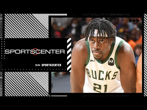 The Bucks went out and got Jrue Holiday for a series like this – Michael Wilbon | SportsCenter