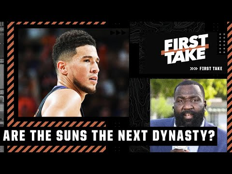 The Suns are a dynasty in the making, CARRY ON! – Perk likes the Suns' promising future   First Take
