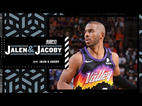 'The better team is winning' – Jalen Rose on the Phoenix Suns taking a 2-0 lead | Jalen & Jacoby