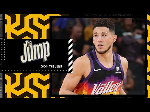What worked for the Phoenix Suns in #NBAFinals Game 2?   The Jump