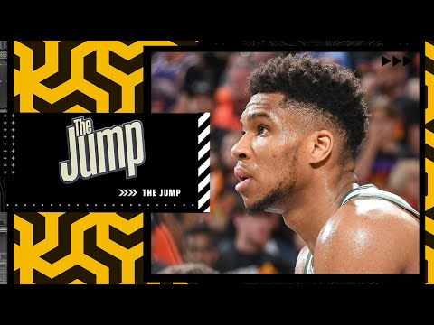 How can the Bucks get Giannis Antetokounmpo more help in Game 3?   The Jump