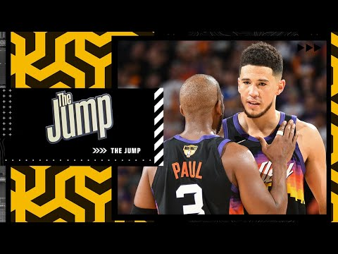 What can the Bucks do to slow down Devin Booker and Chris Paul?   The Jump
