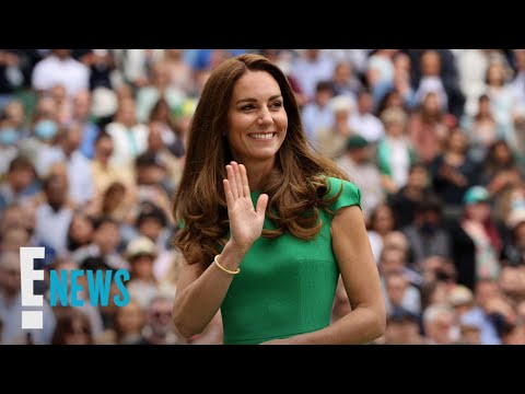 Kate Middleton's Chic Look in 1st Appearance After COVID-19 Scare | E! News