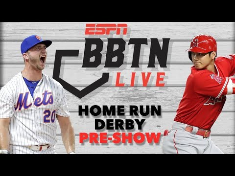 Will Shohei Ohtani dominate the Home Run Derby?   2021 Home Derby Pre-Show   BBTN Live