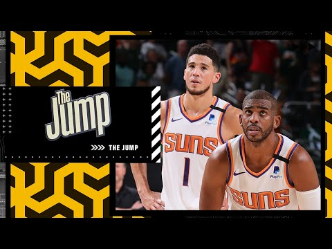 Will Chris Paul and Devin Booker bounce back in Game 4?   The Jump